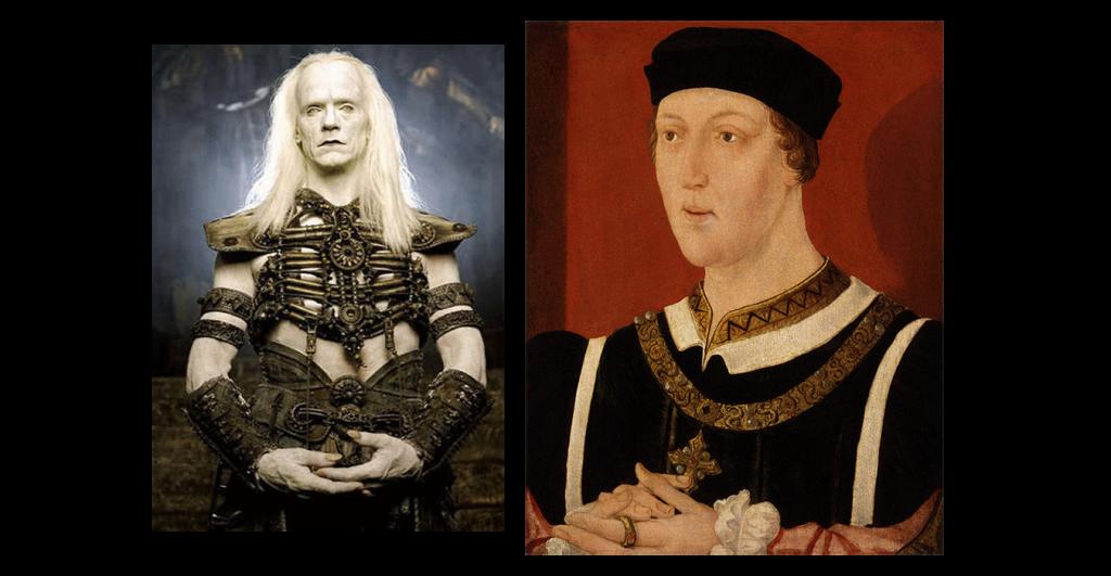 Aerys Targeryen y Henry VI