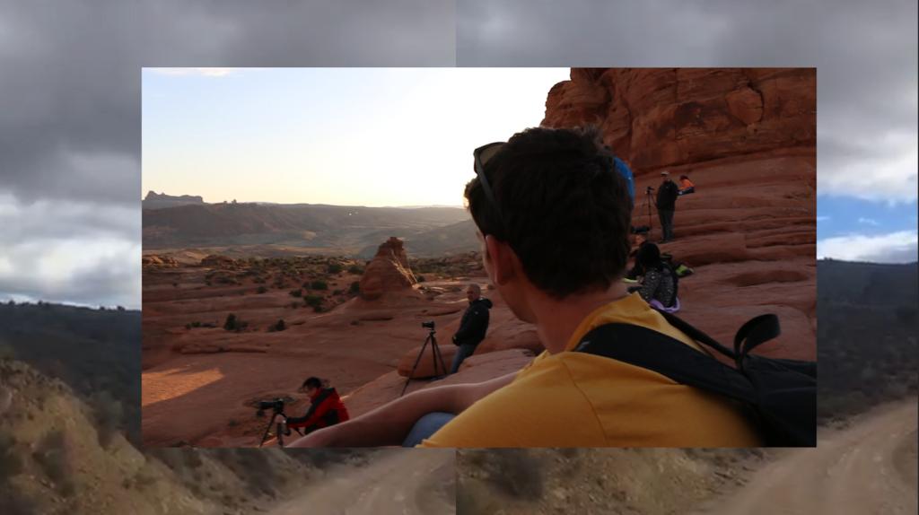 Viaje de escalada, 13 días en las montañas de piedra