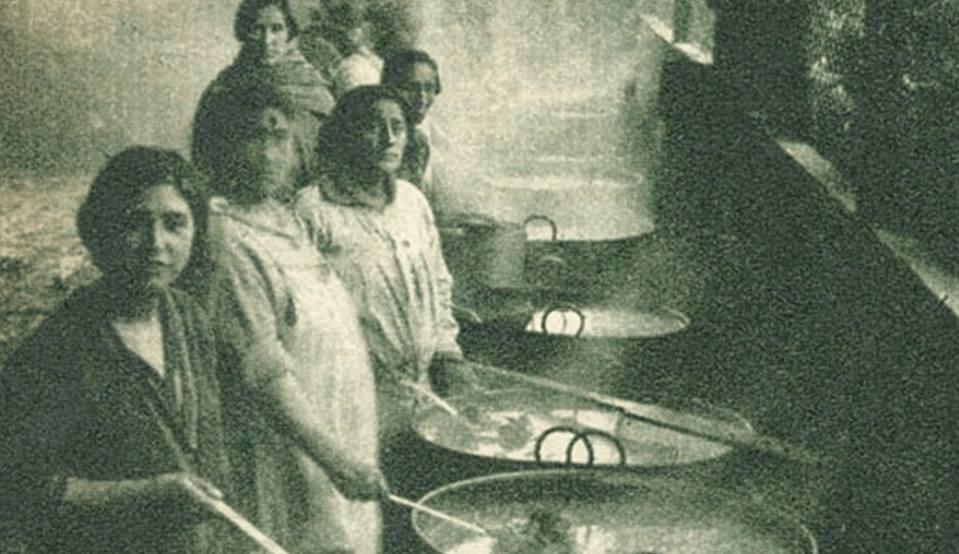 Trabajadoras domésticas 1