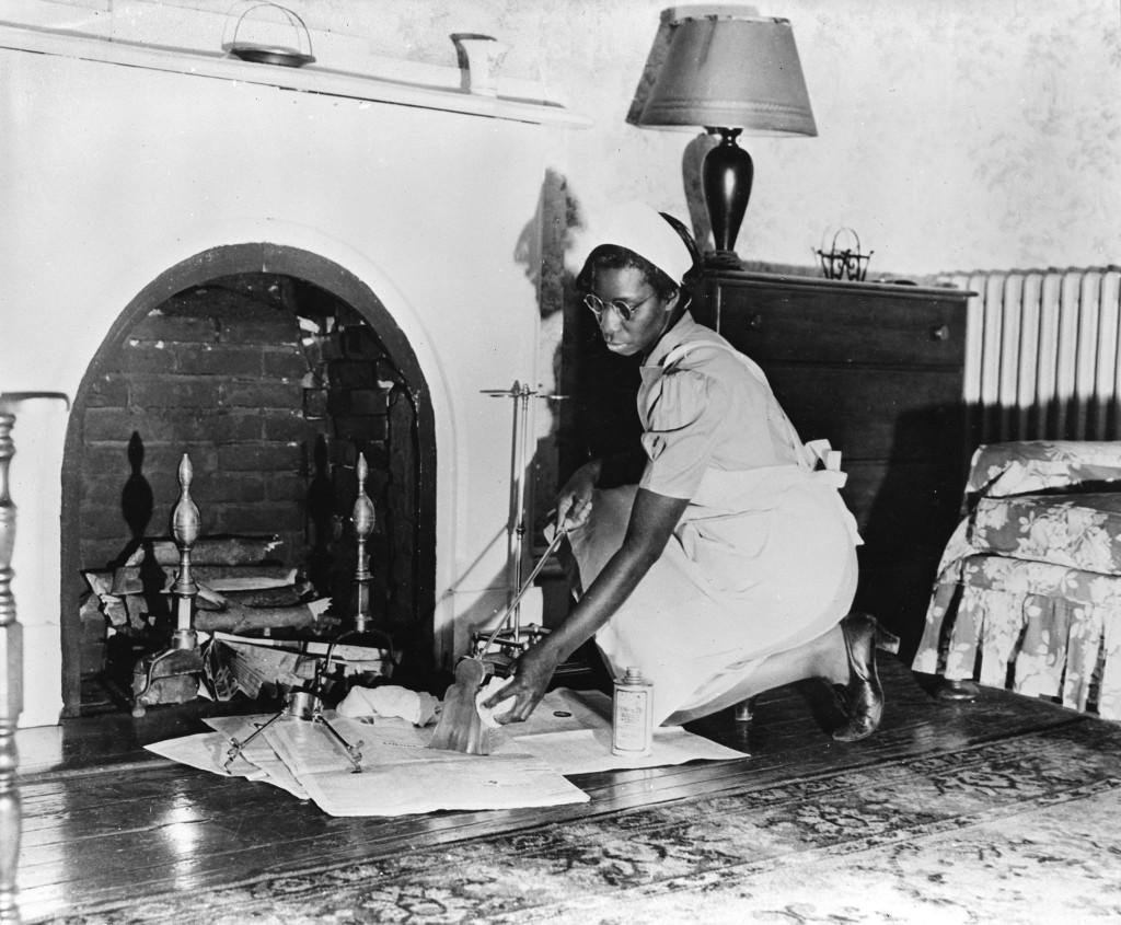 Trabajadora doméstica 4