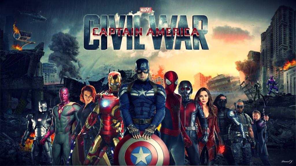 Afiche oficial #teamcap
