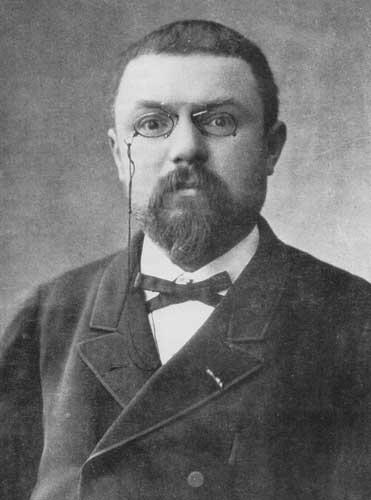 Retrato de Henri Poincaré