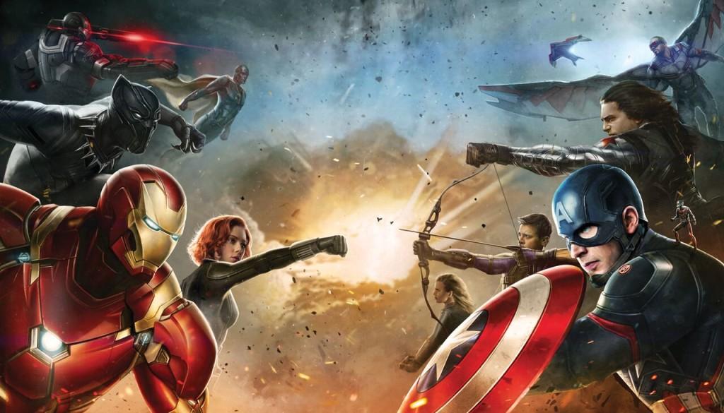 Imagen promocional Civil War