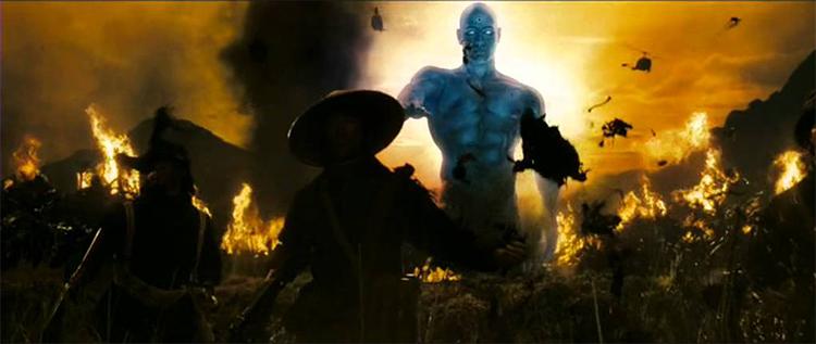 Toda una inspiración para Attack on Titan-.