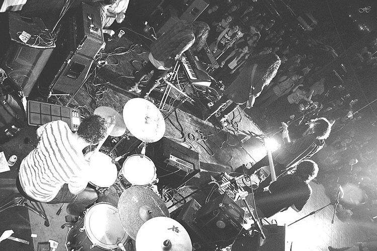 Kaiser Moon en el Occifest 2015. Fotografía por Brenda Herrera para Bonuska.