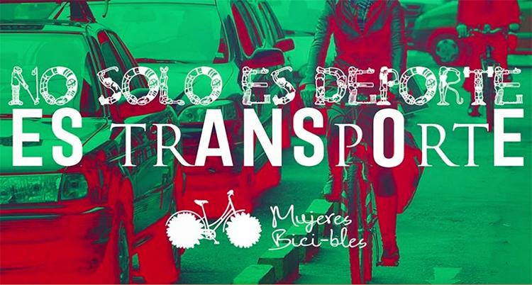 Mujeres Bici-bles tiene presencia en Latinoamérica y promueve el empoderamiento femenino en espacios urbanos a través de la bicicleta.