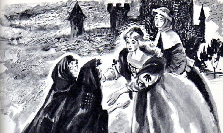 Ilustración de Lozano Olivares.