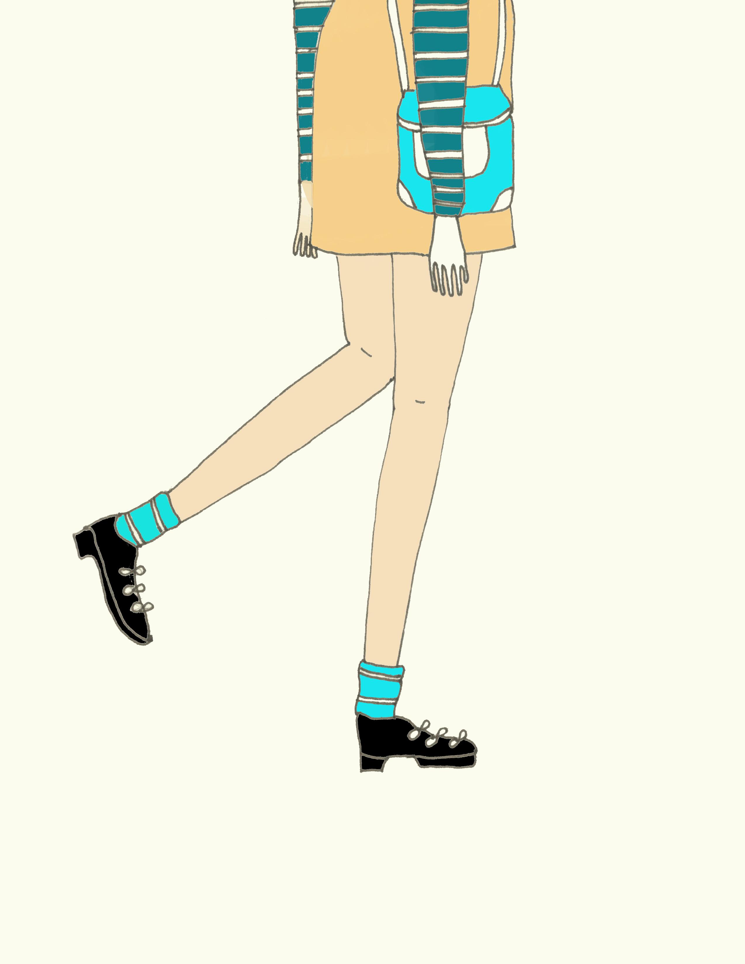 Ilustracion por Alejandra Montero.