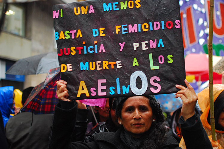 Crédito: Paola Olari | Mujeres de la Matria Latinoamericana.