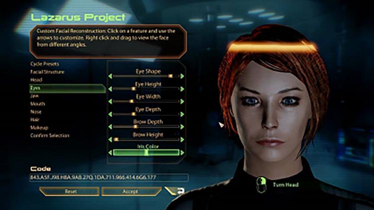 ¿Cómo me vería yo siendo la heroína que salvó a la galaxia de los Colectores?