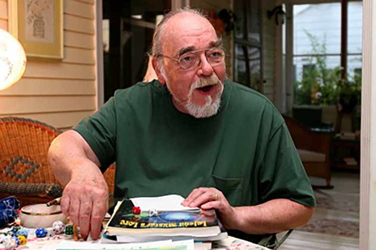 Gary Gygax, Julio 27, 1938 – Marzo 4, 2008