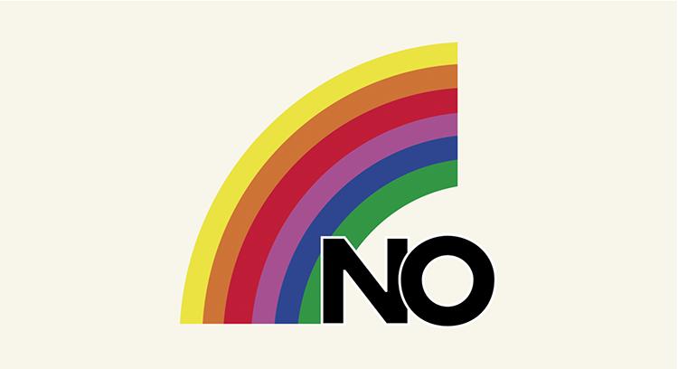 Logo oficial utilizado por la Concentración de Partidos por la Democracia en el plebiscito nacional de 1988.